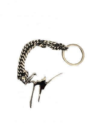 Giuseppe Zanotti Silver Metal Jewellery