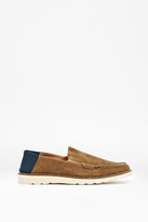 French Connection Cain Slip-On Suede Loafers