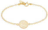Anna Beck Women's Double-Sided Disc Chain Bracelet