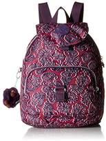 Kipling Queenie Printed Backpack