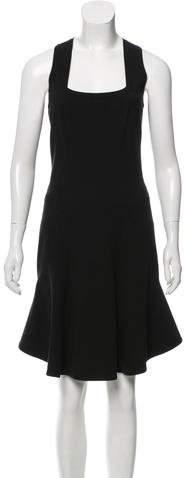 Alaia Wool Knee-Length Dress