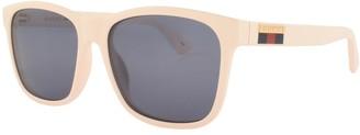 Gucci GG0746S 004 Sunglasses White