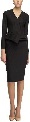 BGL Wool-Blend Skirt Suit