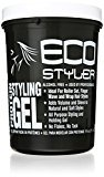 Ecoco Eco Style Gel, Black, 80 Ounce