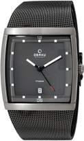 Obaku Men's V102GDTJMJ Analog Display Analog Quartz Watch