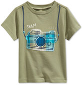 First Impressions Camera T-Shirt, Baby Boys (0-24 months), Only at Macy's