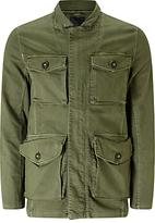 Denham V65 Jacket Tsc, Legion Green