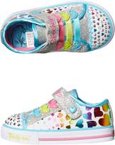 Skechers Tt Shuffles Heart Skips Tots Shoe