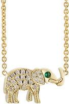 Jennifer Meyer Women's Elephant Charm Necklace