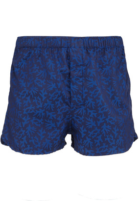 Derek Rose Men's Paris 16 Modern-Fit Boxer Shorts