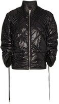 Moncler Sphene Quilted and drawstring Jacket