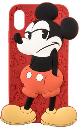 Disney Mickey Mouse Silicone iPhone X/XS Case