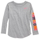 Nike Girl's Awesome Modern Tee