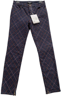 Chanel Navy Denim - Jeans Jeans for Women