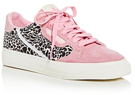 adidas Women's Continental Leopard Print Low-Top Sneakers