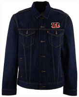 Levi's Men's Cincinnati Bengals Trucker Jacket