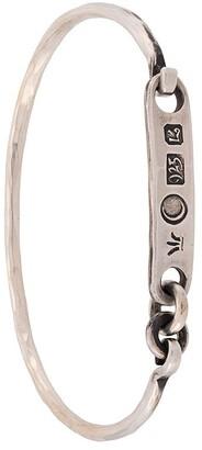 Werkstatt:Munchen Tag Stamp Bracelet