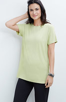 J. Jill Wearever Short-Sleeve Tunic
