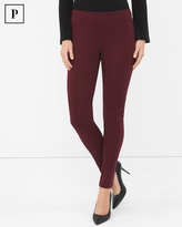 White House Black Market Petite Ponte Leggings