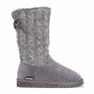 Muk Luks Women's Skylar Boots - Grey