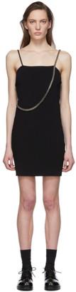 Alyx Black Knit Cubix Dress