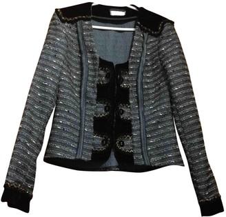 Anne Valerie Hash Multicolour Wool Jackets