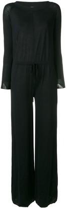 Stella McCartney tie-waist jumpsuit