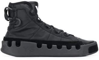 Y-3 Kasabaru high top sneakers
