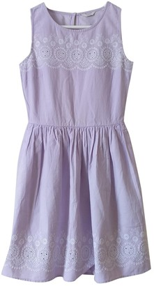 Jack Wills Purple Cotton Dress for Women