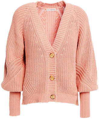 Ulla Johnson Lela Cotton-blend Cardigan