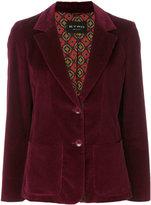 Etro corduroy blazer - women - Cotton/Spandex/Elastane/Viscose - 42