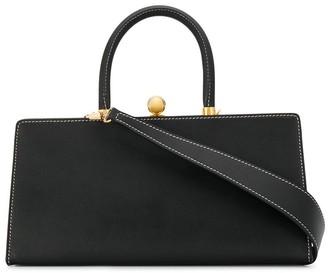 Ratio et Motus Clasp Top Tote Bag