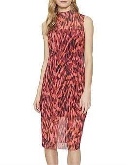 Cooper St Wilderness Sleeveless Midi Dress