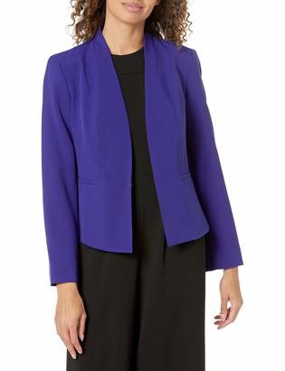 Kasper Women's Stretch Crepe Jacket