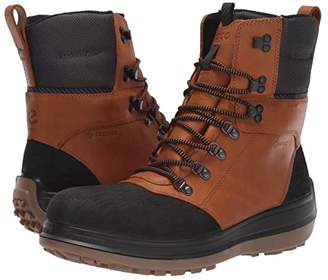 Ecco Sport Sport Roxton GORE-TEX(r) Primaloft Heavy Winter Boot (Black/Amber) Men's Boots