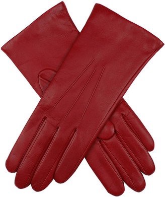 Dents Cashmere-lined leather gloves