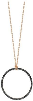 ginette_ny Circle necklace