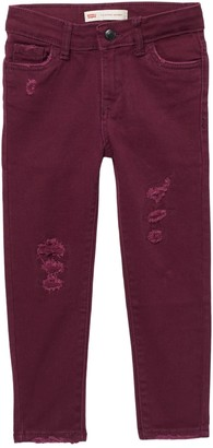 Levi's 710 Color Skinny Jeans