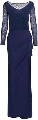 Chiara Boni Nova Beaded Illusion Gown