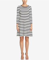 CeCe Striped Shift Dress