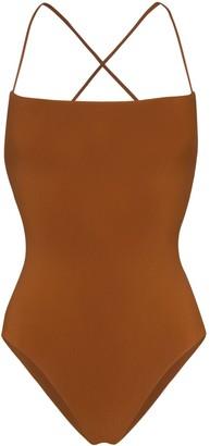 Anemos K.M tie-back swimsuit