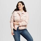 Merona Women's Plus Size Denim Jacket