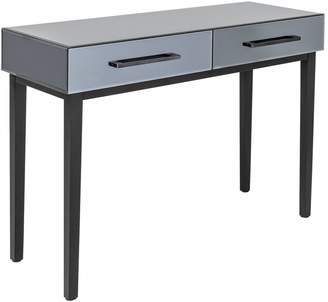 Argos Home Palm Luxe 2 Drawer Dressing Table