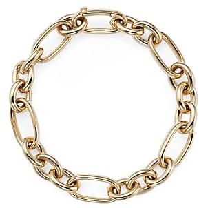 Alberto Amati 14K Yellow Gold Large Link Chain Bracelet - 100% Exclusive