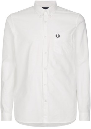 Fred Perry Wreath Oxford Shirt
