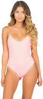 Lolli Swimwear - Barbie One Piece In Papaya