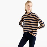 J.Crew Oversized striped turtleneck