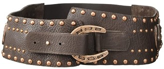 Leather Rock Hollis Belt (Espresso) Women's Belts