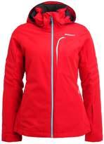 Ziener TARJA Ski jacket red pop
