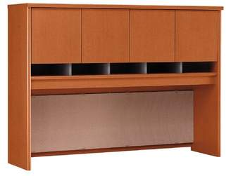 "Bush Business Furniture Series C 43"" H x 60"" W Desk Hutch Bush Business Furniture Finish: Autumn Cherry"